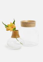 Sixth Floor - Autumn glass jar