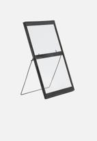 Sixth Floor - Alma photo frame - black