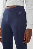New Balance  - Essentials leggings - navy