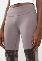 Reebok - Ee panel leggings - grey