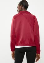 Reebok Classic - Track jacket - red