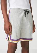 Cotton On - Active knit shorts - multi