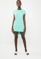 KAPPA - Banda sleeveless dress - turquoise