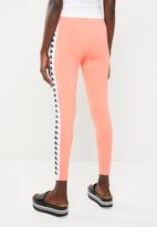 KAPPA - Banda leggings - peach