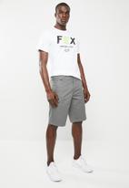 Fox - Essex shorts - grey