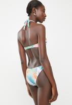 Billabong  - Mirage bustier bikini bottom - multi