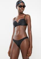 Rip Curl - Moulded bikini top - black