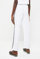 STYLE REPUBLIC - Racing stripe smart pants - white