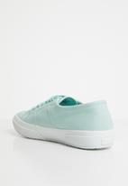 SUPERGA - 2750 canvas - azure / white