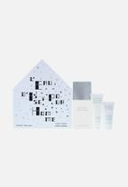 Issey Miyake - Issey Miyake Leau Dissey Ph Edt Gift Set (Parallel Import)