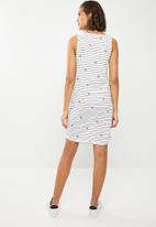 ONLY - May boxy dress - multi
