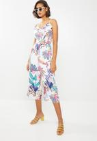 ONLY - Malibu culotte jumpsuit - multi