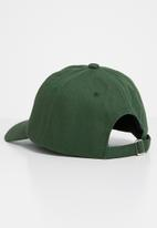 Superbalist - Slogan baseball cap-green