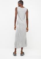 Vero Moda - Harriet maxi dress - grey