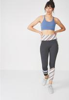 Cotton On - Lightweight studio tights - multi