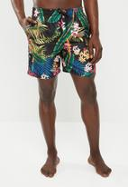 STYLE REPUBLIC - Fern swimshorts - multi