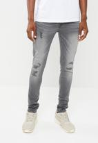 Only & Sons - Spun jeans - grey