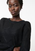 ONLY - Felina jersey - black