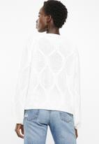 ONLY - Felina jersey - white