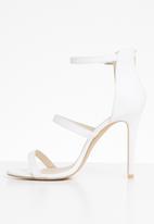 Superbalist - Kylie strappy heel - white