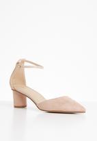 Superbalist - Talia pointed toe heel - pink