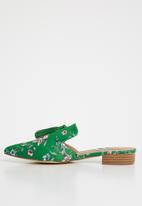 Madison® - Caridee mule - green