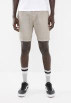 Brave Soul - Bleach shorts - neutral