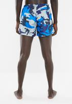 Brave Soul - Queens swimshorts - blue