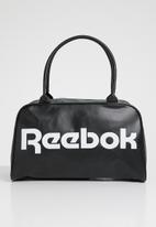 Reebok Classic - Duffle cl royal bag - black