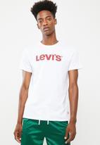 Levi's® - Graphic short sleeve tee - white