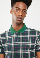 Levi's® - Breaker polo golfer - navy & green