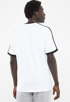 adidas Originals - Mens cali tee - white & black