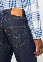 Levi's® - 501 Levis original fit selvedge new chapter jeans - blue
