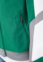 adidas Originals - Eqt blocked wind jacket - green