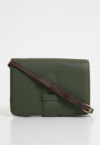 Vero Moda - Hira cross over bag - green