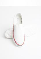 Brave Soul - Skate retro sneakers - white