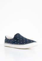 Brave Soul - Skate anchor sneakers - navy