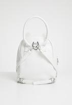 POP CANDY - Unicorn backpack - white