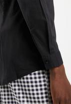 ONLY - Classic shirt - jet black