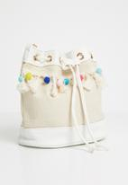 POP CANDY - Bucket sling bag - multi