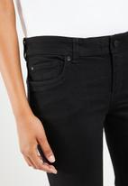 STYLE REPUBLIC - Bootleg jeans - black