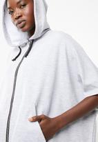 Superbalist - Cape hood - grey