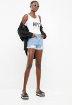 Superbalist - NYC bodysuit - white