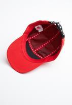 KAPPA - Nylon omini cap - red