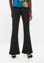 STYLE REPUBLIC - Longer length trouser - black