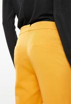 STYLE REPUBLIC - Longer length trouser - yellow