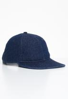 New Era - Denim packable 9twenty - blue