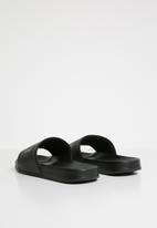 SOVIET - Seychelles slip on sandal - black