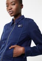G-Star RAW - Workwear cropped jacket - blue