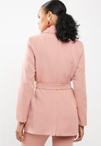 STYLE REPUBLIC - Oversized blazer - pink